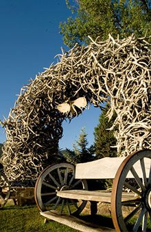 Jackson WY | Rustic Inn Creekside Resort & Spa | Teton Village