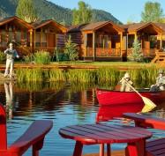 Jackson WY | Rustic Inn Creekside Resort & Spa | Hotel Amenities