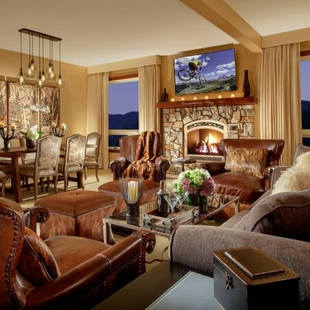 Spa Suites at the Rustic | Rustic Inn Creekside Resort & Spa | Jackson Hole Hotel
