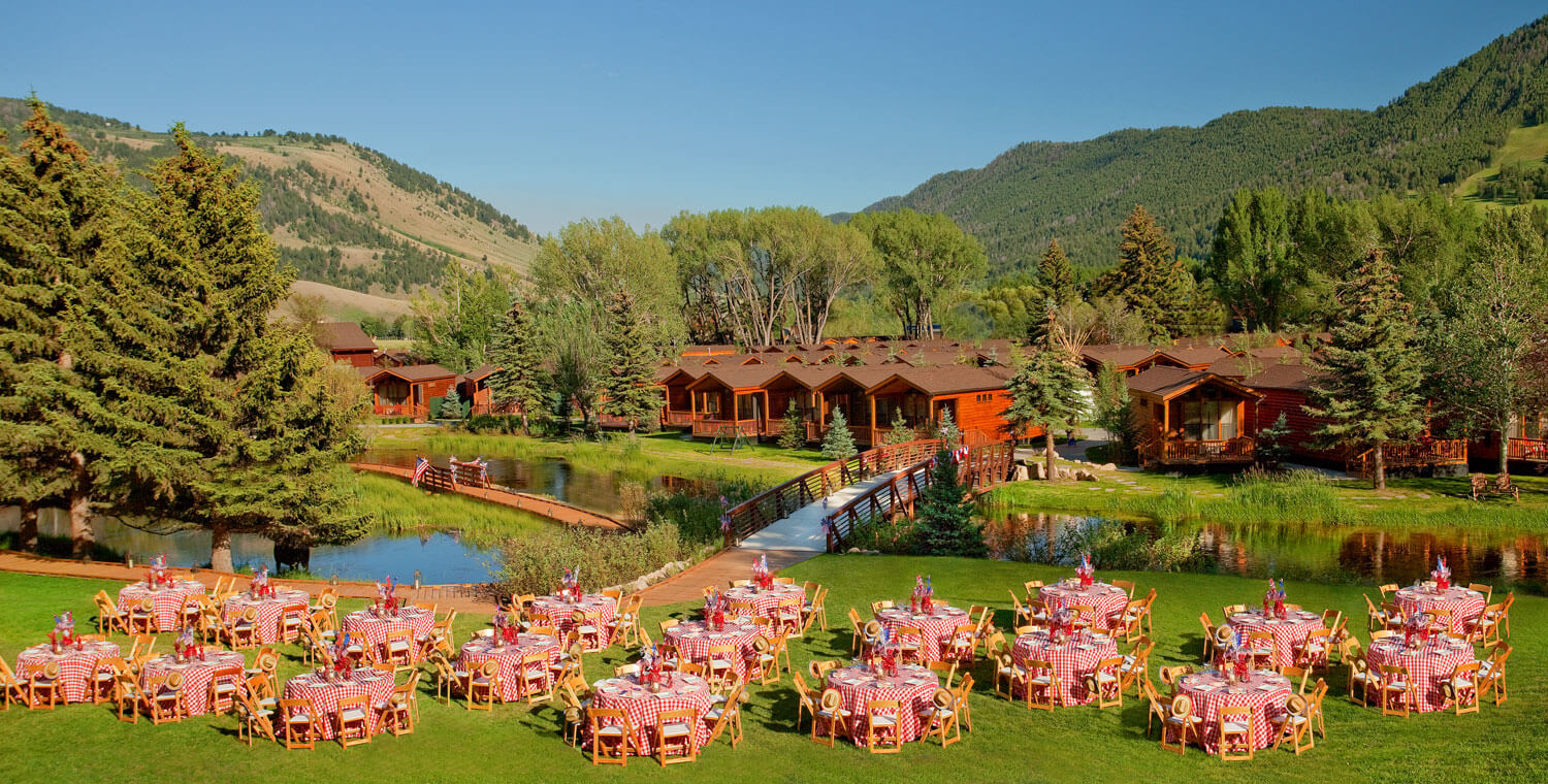 Jackson WY | Rustic Inn Creekside Resort & Spa | Jackson Hole Hotel